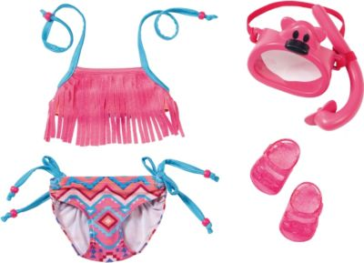 Zapf BABY born® Play&Fun Deluxe Schwimm Set