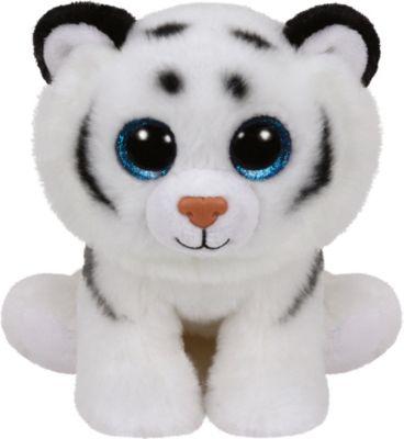 Ty WILDLIFE Tundra-Tiger weiß, ca. 33 cm