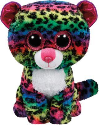 Ty Dot Buddy-Leopard bunt, ca. 24 cm