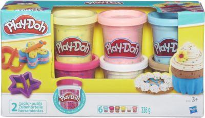 Hasbro B3423EU4 Play-Doh Konfettiknete
