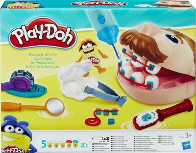 Hasbro B5520EU4 Play-Doh Dr. Wackelzahn