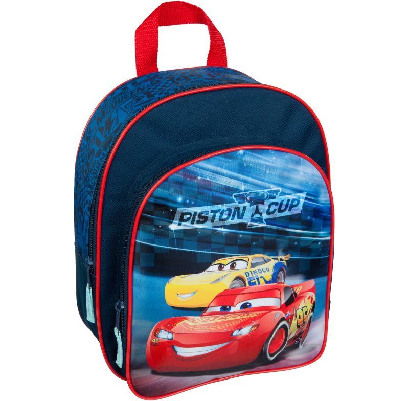 Undercover Cars Rucksack mit Vortasche