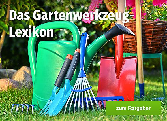 Gartenwerkzeug-Lexikon