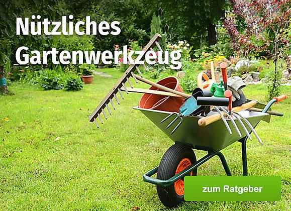 Nützliches Gartenwerkzeug