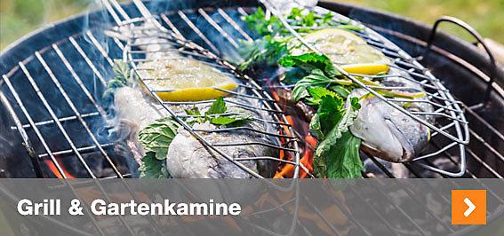 Grill & Gartenkamine