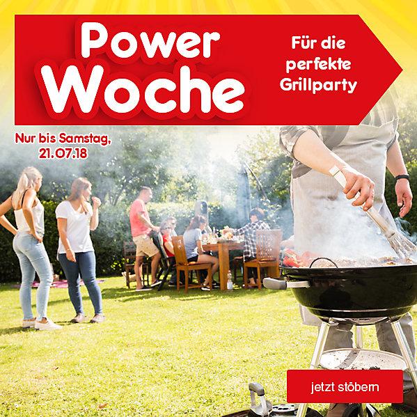 Powerwoche - Für die perfekte Grillwoche
