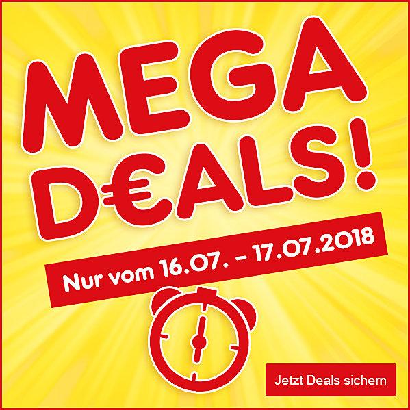 MEGA D€ALS - nur vom 16.07. bis 17.07.2018