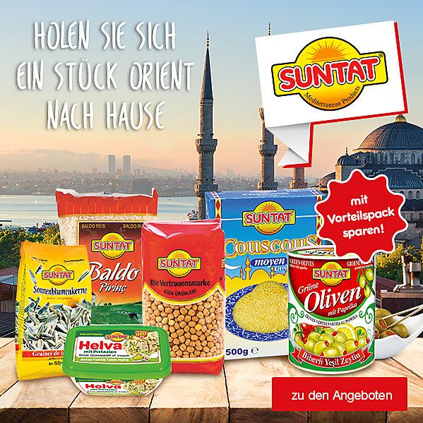 Suntat - holen Sie sich ein Stück Orient nach Hause
