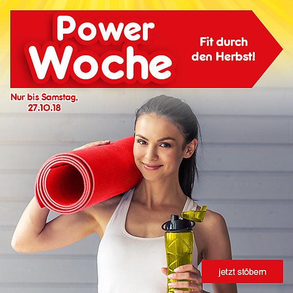 Power Woche - Fit durch den Herbst!