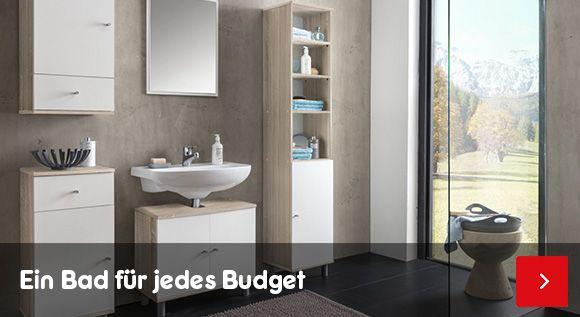 Badezimmerprogramme - Ein Bad für jedes Budget