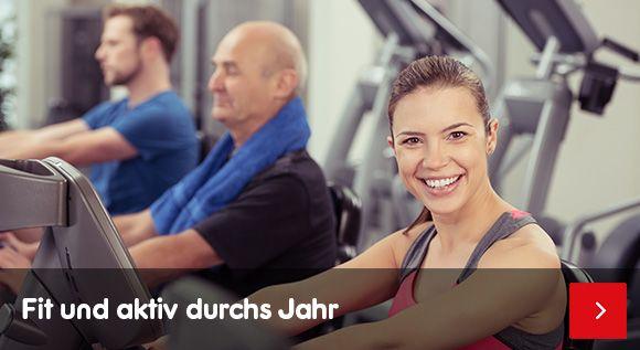 Sporgeräte – fit und aktiv durchs Jahr