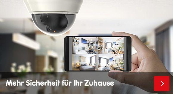 Alarm & Sicherheit – mehr Sicherheit für Ihr Zuhause