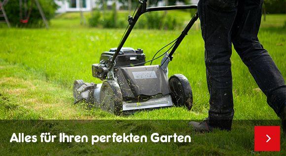 Gartengeräte - alles für Ihren perfekten Garten