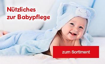 Nützliches zur Babypflege
