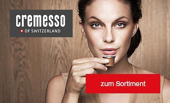 Cremesso Schweizer Kaffeegenuss