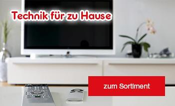Technik für zu Hause