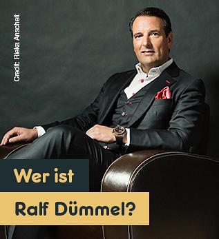 Wer ist Ralf Dümmel?