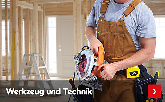 Werkzeuge und Technik