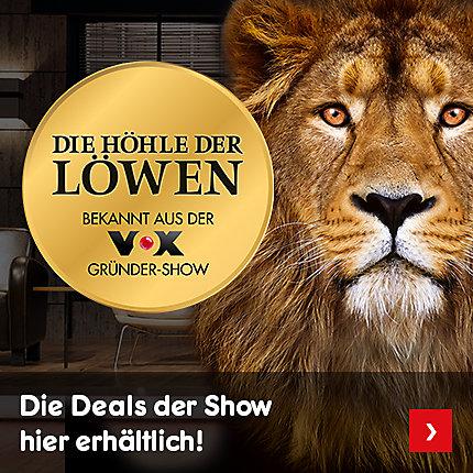 """Löwenstarke Angebote aus """"Die Höhle der Löwen"""""""