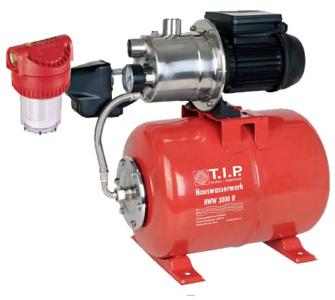 T.I.P. HWW 3000 IF Hauswasserwerk