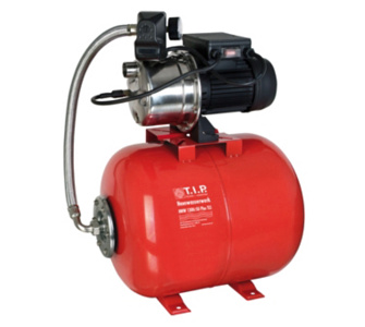 T.I.P. HWW 1300/50 Plus TLS, Hauswasserwerk