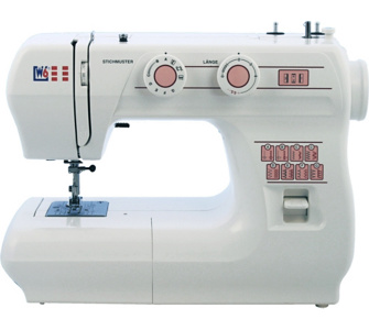 W6-Wertarbeit W6 N 1615 Nähmaschine