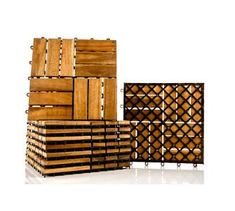 holzfliesen sonstige preisvergleiche. Black Bedroom Furniture Sets. Home Design Ideas