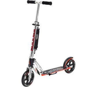 HUDORA Big Wheel RX 205, schwarz/rot 14724