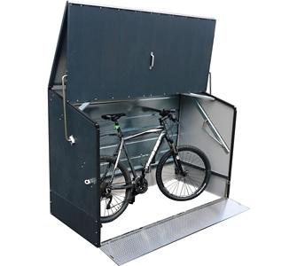 fahrradboxen preisvergleiche erfahrungsberichte und kauf bei nextag. Black Bedroom Furniture Sets. Home Design Ideas