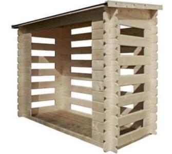 brennholz unterstand sonstige preisvergleiche. Black Bedroom Furniture Sets. Home Design Ideas