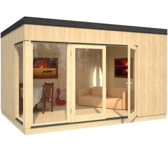 palmako paris preisvergleich gartenhaus g nstig kaufen. Black Bedroom Furniture Sets. Home Design Ideas