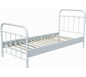 metallbett 90x200 weiss preisvergleiche erfahrungsberichte und kauf bei nextag. Black Bedroom Furniture Sets. Home Design Ideas