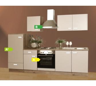 Menke Kuechen Menke Küchen Küchenzeile Lena 270 cm