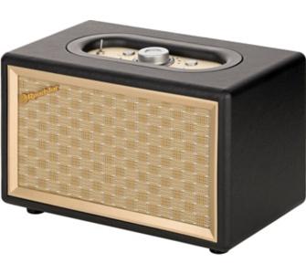 Roadstar Retro Radio mit Bluetooth und AUX-In - schwarz