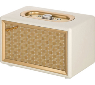 Roadstar Retro Radio mit Bluetooth und AUX-In - creme