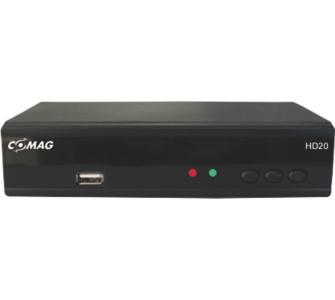 Comag HD 20 Satelliten-Receiver