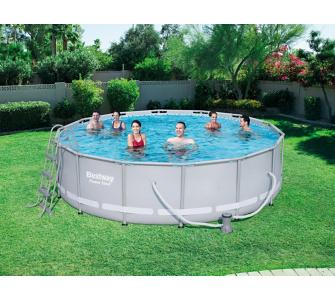 Pool frame 457x122 preisvergleich die besten angebote for Garten pool 457x122