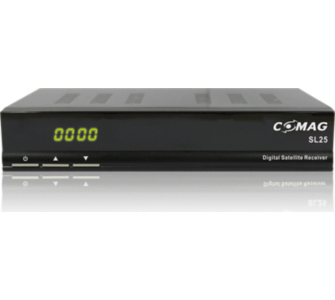 Comag Digitaler Satelliten Receiver SL25