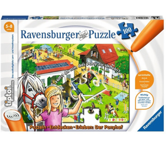 Ravensburger Puzzeln, Entdecken,