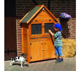 eigenheim f r kaninchen und co hasenstall selbst gebaut gartenxxl ratgeber. Black Bedroom Furniture Sets. Home Design Ideas