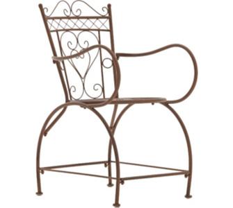 CLP nostalgischer Stuhl SHEELA aus Eisen (aus bis zu 6 Farben wählen)