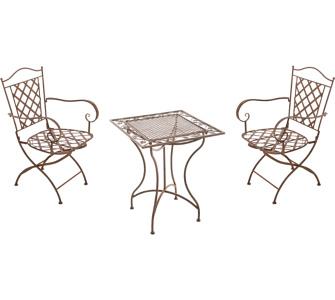 quadrat metall preisvergleich die besten angebote online kaufen. Black Bedroom Furniture Sets. Home Design Ideas