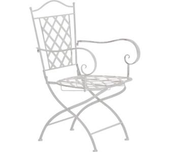 nostalgischer Metall-Stuhl ADARA aus Eisen (aus bis zu 6 Farben wähle