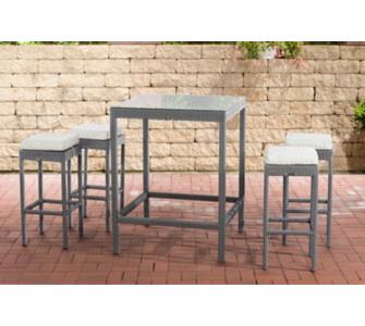bartisch mit hocker sonstige preisvergleiche erfahrungsberichte und kauf bei nextag. Black Bedroom Furniture Sets. Home Design Ideas