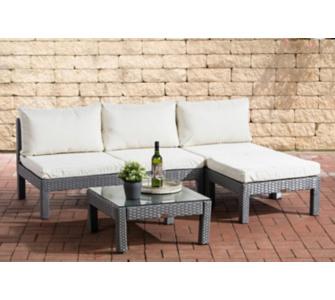 balkon sofa preisvergleiche erfahrungsberichte und kauf. Black Bedroom Furniture Sets. Home Design Ideas