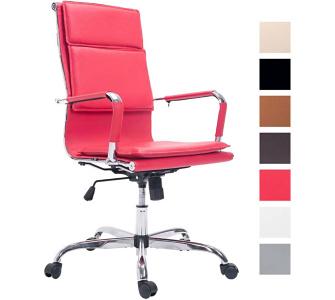Chefsessel JORIS, Bürostuhl belastbar bis 150 kg, höhenverstellbar 4