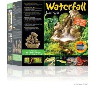Exoterra Exo Terra Exo-Terra Wasserfall
