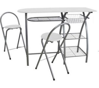 k chenbar mit 2 st hlen preisvergleiche erfahrungsberichte und kauf bei nextag. Black Bedroom Furniture Sets. Home Design Ideas