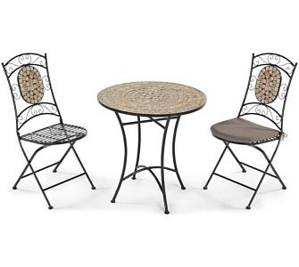 tisch mosaik preisvergleiche erfahrungsberichte und kauf bei nextag. Black Bedroom Furniture Sets. Home Design Ideas