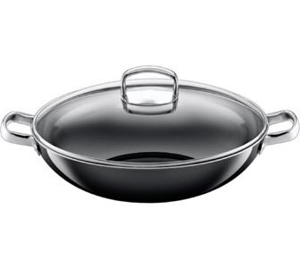 silit profi wok 36 cm preisvergleich wok mit deckel g nstig kaufen bei. Black Bedroom Furniture Sets. Home Design Ideas